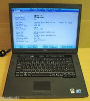 "Dell Vostro 1520 15.4"" WXGA Laptop Core 2 Duo 2.20Ghz 2Gb Ram 160Gb HDD"