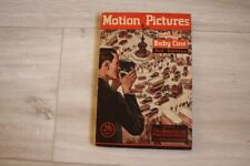 Motion Pictures with the Baby Cine.  9.5mm Cinematography. Harold B Abbott.