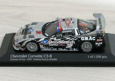 CHEVROLET CORVETTE C5-R - 24 Heures Daytona 1999 - ACTION AC4 991402 - 1/43