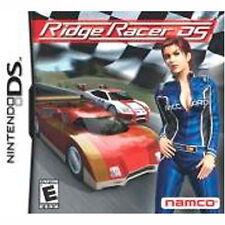 RIDGE RACER DS NINTENDO DS DSi XL 3DS *NEW* AUS EXPRESS