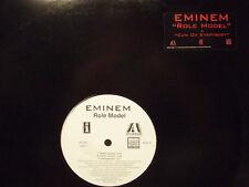 "EMINEM - ROLE MODEL b/w CUM ON EVERYBODY (12"")  1999!!!  RARE!!!  DR. DRE!!!"