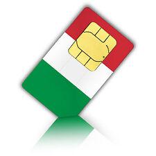 SIM Karte Italien & Malta (inkl. Vatikanstadt & San Marino) mit 1GB + 200 Min Na