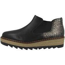 Rieker Clarino-Merida Schuhe Damen Antistress Slipper Chelsea Boots 55890-00