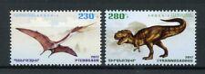Armenia 2017 MNH Dinosaurs Tyrannosaurus Pterosaur 2v Set Dinosaur Stamps
