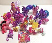 My Little Pony Hasbro Rare 40+ Unicorns/Pegasus Princess Cadance 2002-2011
