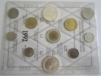 Italien KMS Kursmünzensatz 1992 Piero della Francesca