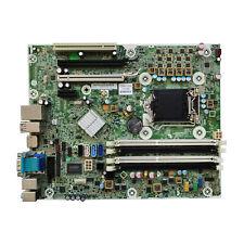 611834-001 For HP 8200 Elite SFF System Board Desktop motherboard H61 LGA 1155
