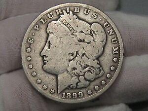 Key Date 1899 Morgan Dollar. #10