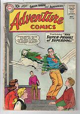 Adventure Comics #26 - Grade 4.0 - Silver Age Superboy, Aquaman & Green Arrow!