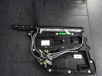 BMW 7er E65 Sonnenschutzrollo Tür hinten links Seitenrollo + Antrieb 7012893