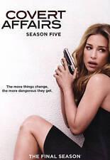 Covert Affairs: Season 5 New DVD! Ships Fast!
