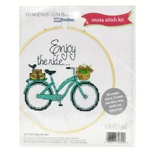 Dimensions CROSS STITCH KIT Enjoy the Ride 72-75342