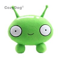 25cm Final Space Mooncake Plush Figure Toy Soft Stuffed Doll for Kids Gift