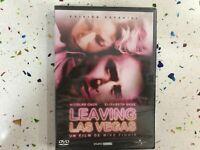 Leaving Las Vegas Nicolas Cage Elisabeth Shue DVD Nuovo Sigillato