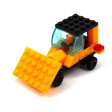 Blocktech mattoni Bambini Giocattolo Set marca compatibile Digger GIALLO 36 pezzi