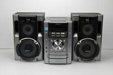 Sony MHC-ec70 Mini HIFI  Stereo System 3-CD Changer Tape AM/FM Read Description