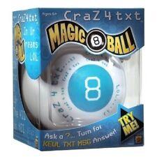 Magic 8 Ball CraZ4txt..New In The Box!!!