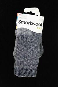 NEW Smartwool Merino Wool Women's HIKE Medium Cushion Navy Crew Socks Medium