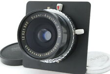 [EXC+++++] Schneider Super-Angulon 75mm f8 Large Format Lens from JAPAN 0811N