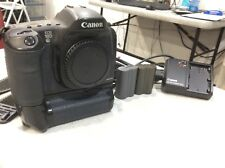CANON EOS 10D BLACK BODY, 6.1MP, WITH 2 BATTERIES AND CHARGER