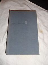 The Life and Work of Sigmund Freud Volume 3 by Jones (1957 First Edition) HC