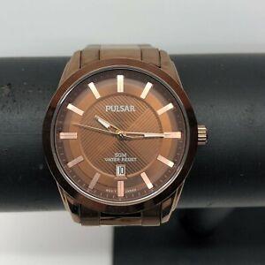 Pulsar Water Resist Men's Watch Model PC32-X050