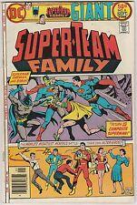 2 Super-Team Family DC Comic Books # 6 7 Superman Batman Shazam Robin TW41