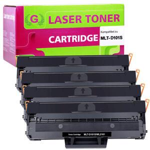 XXL Toner für Samsung ML-2160 ML-2165W SCX-3400 SCX-3405W SCX-3405FW MLT-D101S