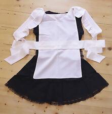 Sexy lolita cosplay Vestito Dress Costume Maid cameriera Vocaloid Black Butler