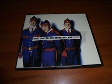 Welcome To Wherever You Are By INXS (1992 CD Digipak) Used ORG Columbia House