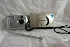 Kodak Easyshare Cx7300 & Olympus Stylus Zoom 130 Cameras Parts/Repairs Only