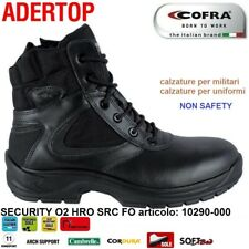 SCARPE ANTINFORTUNISTICA COFRA SECURITY O2 HRO SRC FO  per militari e uniformi +
