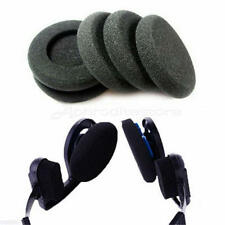 5 Pairs Ear Foam Pad Sponge Earpads Replacement HeadPhone Earbud Cover 50mm