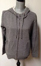 Lacoste Ladies Zip Up Jacket Size 38/m