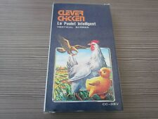 TRONICA GAME CLEVER CHICKEN LCD HANDHEAD GAME FRENCH POULET INTELLIGENT NEW COND