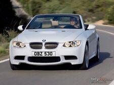 OBZ 530 INITIALS CHERISHED PRIVATE NUMBER PLATE BMW 530 CERTIFICATE DATELESS