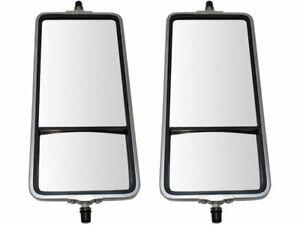 For 2007-2009 Mitsubishi Fuso FE145CC Door Mirror Set 57733YH 2008 Mirror
