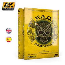 AKBOOK8000 AK livre interactif - Dioramas Fréquemment Posées Questions