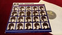 THE BEATLES - A HARD DAYS NIGHT - ORIGINAL UK MONO LP IN LAMINATED SLEEVE