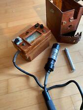 Geigerzähler, Radiometer, guter Zustand,  Gamma- und Betamessung, solide, DP 66
