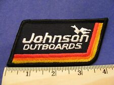 Johnson outboards patch