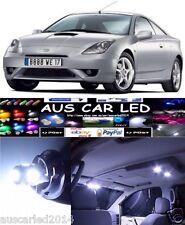 Toyota Celica 2002-2005  Super Bright White LED Interior Light Upgrade Kit