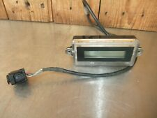 BMW R1150RT ABS 2004, 2001-05 Radio Dash Display GC  #144
