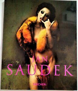 JAN SAUDEK Photographs  1987-1997 - TASCHEN  1997