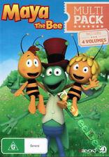 Maya the Bee NEW PAL Kids 4-DVD Set Seiji Endô Michiko Nomura