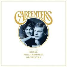 The Carpenters With the Royal Philharmonic Orchestra (CD,2018)