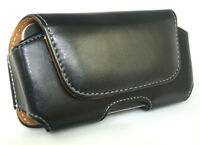 Leather Flip Case Cover For Apple iPhone 5 5G 5S 5C Belt Clip Holster Pouch case