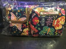 Lily bloom.WOODLAND BUTTERYLY..Janet Belt Bag. Sealed.New. Tag reads 49.00