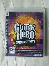 Guitar hero greatest hits Pal España PS3