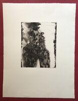 Armin Sandig, Schätzchen, Radierung, 1981, handsigniert und datiert